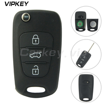 Remotekey For Hyundai Avante Accent I30 IX35 HA-T005 CE0678 flip Car Remote key 3 Button 434mhz ID46 for Kia K5 K2 TOY48 blade car key cover tpu remote protection key chain covers for kia k2 k5 sportage l811 sorento for hyundai i30 ix35 accent i20 sonata
