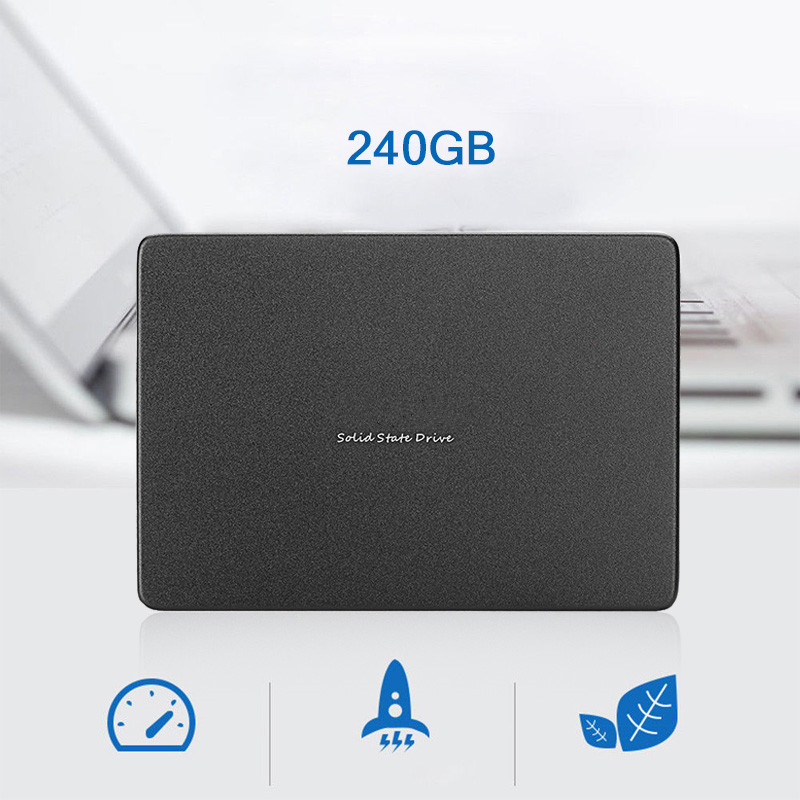 240 GB da 2.5 pollici SATA 3 6 Gbps SSD Interno Solid State Drive Hard Drive Hard Disk per Notebook Tablet e Ultrabooks