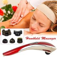 Wireless Handheld Massager Electric Back and Neck Massagers Deep Tissue Cordless Massages Full Body Massage