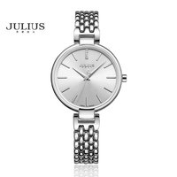 Popular Round Dial Luxury Women Watches Charms Rhinestone Ladies Watch Bracelet Teenage Girls Casual Watch Gift