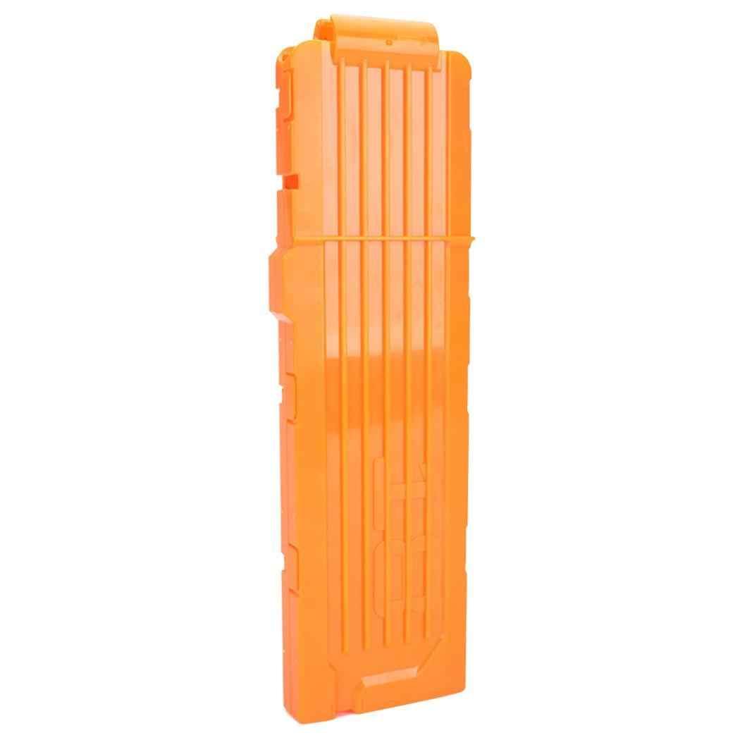 5-22 Reload Clip Voor Nerf Tijdschrift Ronde Darts Vervanging Speelgoed Pistool Zachte Kogel Clip Voor Nerf Blaster arma de brinquedo