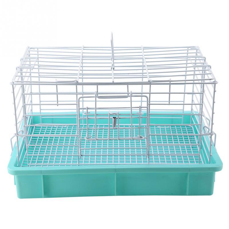 Petits animaux Cage pour animaux maison douce pour lapins cochons d'inde Chinchillas maison pour animaux souris maison Habitat
