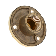 Bronze Garboard Marine Boat Yacht Screw Drain Plug Fits 1 Inch Diameter Hole for Inflatable Fishing Boat Dinghy Accessories