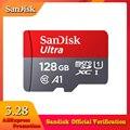 SanDisk Micro SD Card 16 GB 32 GB 64 GB 128 GB 256 GB 400 GB karta pamięci C10 U1 a1 Flash Microsd TF karty do komputera telefonu SDXC SDHC