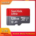 SanDisk Micro SD Card 16GB 32GB 64GB 128GB 256GB 400GB Memory Card C10 U1 A1 Flash TF Microsd Card for Phone Computer SDXC SDHC