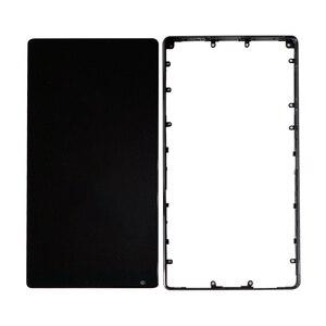 """Image 5 - 6.4 """"Original Axisinternational pour Xiaomi Mi Mix LCD écran daffichage + écran tactile numériseur + cadre en céramique moyenne Mi Mix Pro 18K"""