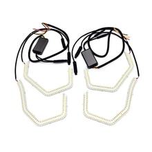 купить Switchback LED Angel Eye Kit Eyes Kits for BMW M3 M4 по цене 3597.56 рублей