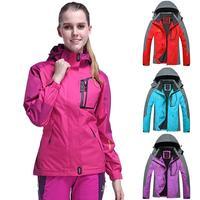 Ski Jacket Men Women Waterproof Fleece Snow Jacket Thermal Coat For Outdoor Mountain Skiing Snowboard Jacket Plus Size Brand