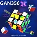 Gan 356X3x3x3 magnético Cubo de 3x3 cubo mágico velocidad Gan cubo aire 356 SM 354 m Gan 356x Neo mágico Cubo 3*3 GAN 356 X