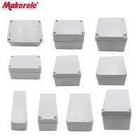 M3 Series Plastic Junction Box IP65 Waterproof Electrical Box ABS Material Case Elektronic Project Weatherproof Enclosure Box