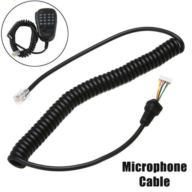 Ft 100 Yaesu Microphone Wiring - Wiring Diagrams Schema