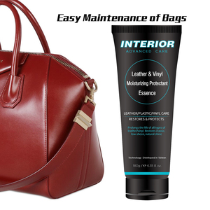 Image 3 - Auto interior Advanced care Leather & Vinyl Moisturizing protectant Essence For Car Interiors/Furniture Care restores protects