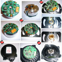 Rotary Encoder Working For Servo Motor SGMPH AAA