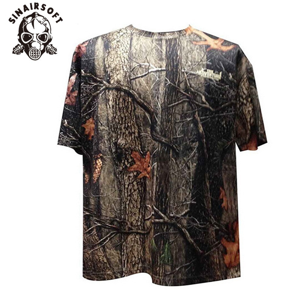 cfd77f8053cfb ᑐLiquidation promotions! Camouflage Hommes de T-Shirt manches ...