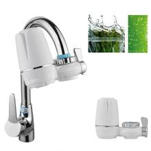 Kitchen Faucet Tap Water Purifier Washable Ceramic Percolator Mini Water Filter Filtro Rust Bacteria Water Purifier