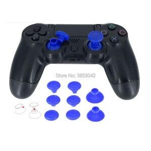 Image 3 - PS4 Slim Pro Controller Thumbsticks 8in1 เปลี่ยนได้ Aimsticks ที่ถอดออกได้ Analog Thumb Stick ที่แตกต่างกัน Heights