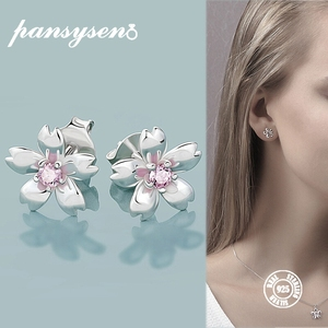 PANSYSEN 100% Sterling Silver