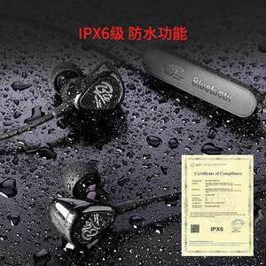 Image 3 - Kz Bte 1dd + 1ba casque Bluetooth casque sans fil casque/Aptx sport Hifi basses casque pour téléphones et musique