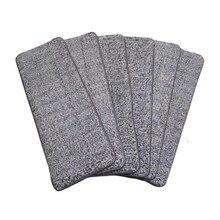 5 шт. плоская Швабра Ткань для уборки из микрофибры костюм для плоского сдавливания спрей Швабра замена сверхтонкая волоконная Швабра Ткань домашняя кухня чистая
