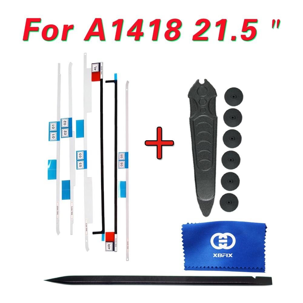 076-1437 076-1422 076-1444 LCD Display Adhesive Strip Sticker Tape / Tools Repair  Kit For IMac A1418 21.5