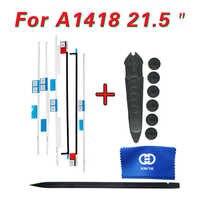 """076-1437 076-1422 076-1444 LCD affichage bande adhésive autocollant bande/outils Kit de réparation pour iMac A1418 21.5 """"2012-2017years"""