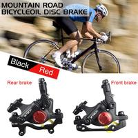 Mountain Road MTB Bicycle Oil Disc Brake Cable Pull Oil Brake Electric Vehicle Oil Brake BB7 Hydraulic Disc Brake Clamp