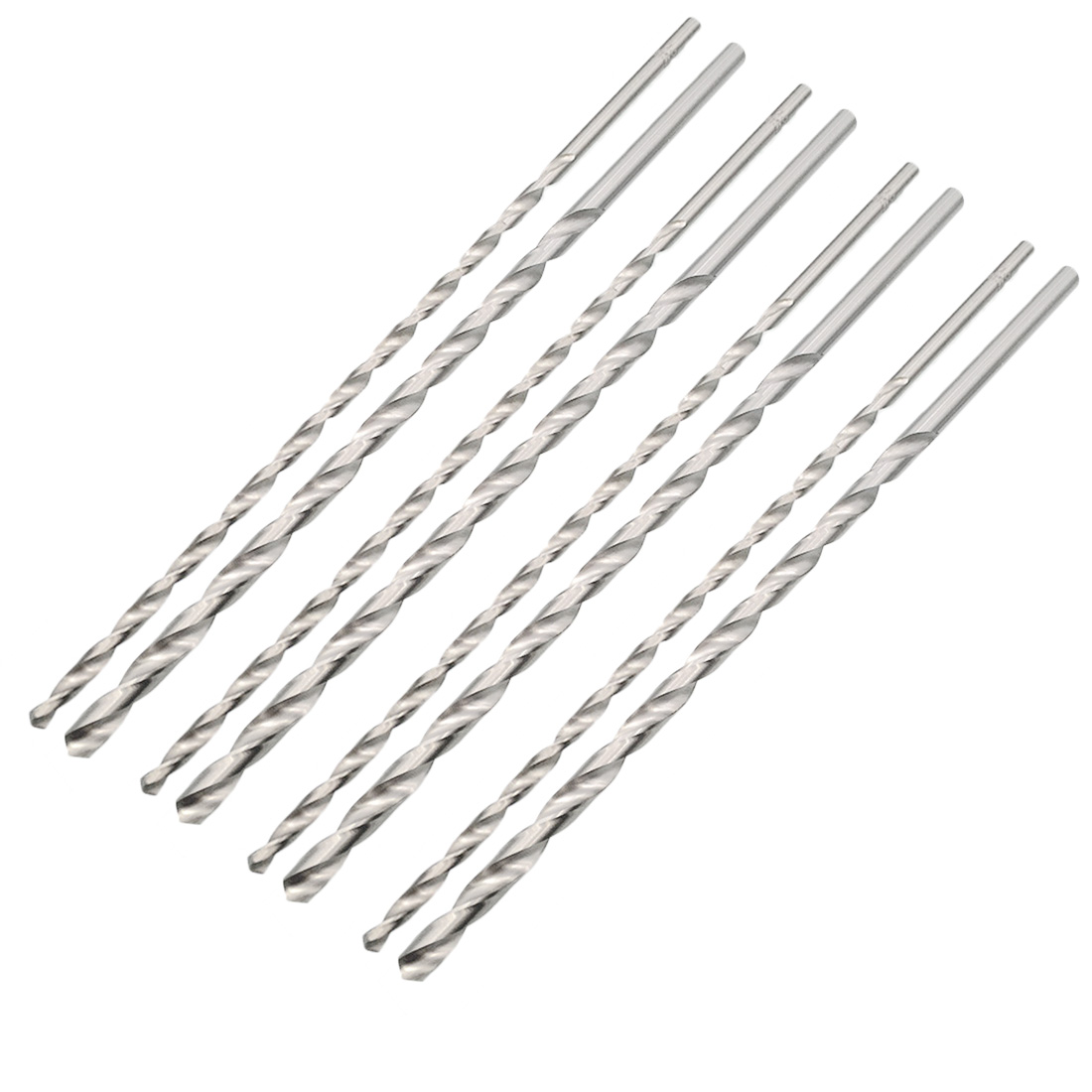 1pc 1MM 5MM HSS Twist Drill Bit Set Diameter 160mm Extra Long Straight Shank Drill Bits For Electric Drills