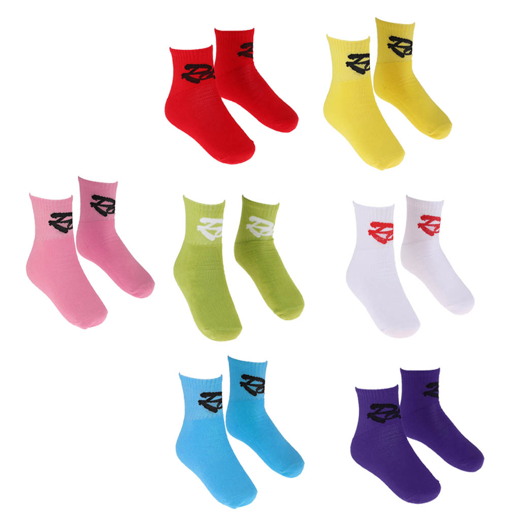 Child Cotton Warm Socks Stockings For Winter Ski Snow Roller Skating Outdoor Sports Footwear
