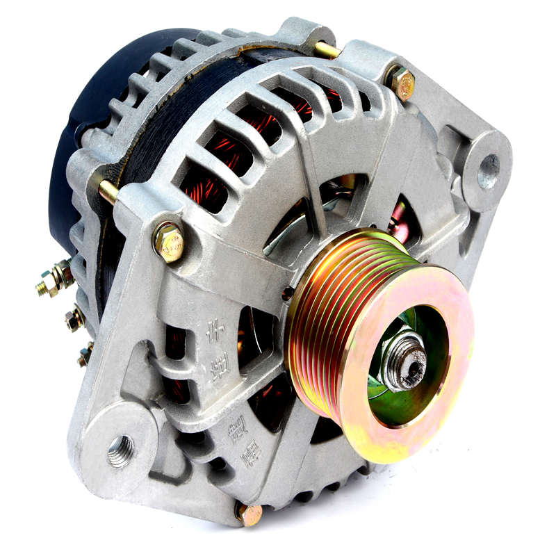 Hot sale 24V 70A alternator truck accessories JFZ2711 for Cummins 6BT 153 double bridge truck generator