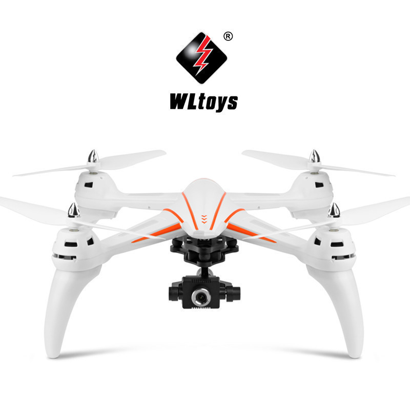 Original WLtoys Q696 A Q696 5 8G FPV 1080P Camera 2 axis Gimbal Air Press Altitude Hold RC Quadcopter Q969 E ZLRC in RC Helicopters from Toys Hobbies
