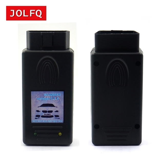 Top Rated OBD2 Auto scanner 1.4 for b-m-w code reader with obd2 interface 1.4.0 version For B-M-W Car Auto diagnostic tool