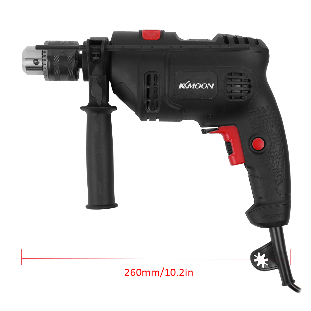 Image 4 - Electric Rotary Hammer hammer Drill Impact Drill Electric Drill Electric Screwdrive Variable Speed Rotary Hammer Prower Tool-in Electric Hammers from Tools on