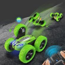 Remote Rotate Car 1:24 360 degree Rotating Flips Toy RC Car Kid Toys with Light 20m Control Distance RC Car Toys For Children