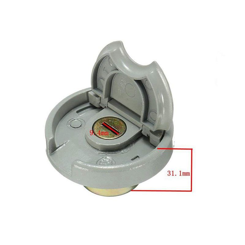 Image 5 - GY6 49 50cc Ignition Switch Key Lock Gas Tank Cap Set for Scooter Moped TaoTao Peace Roketa Jonway NST Tank-in Motorbike Ingition from Automobiles & Motorcycles