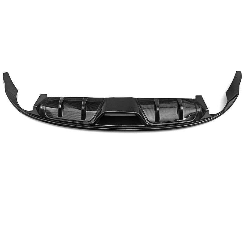 Protector Styling Automovil Accessories Decoration Tuning Rear Diffuser Front Car Lip Bumpers 14 15 16 17 FOR Mazda Axela in Bumpers from Automobiles Motorcycles