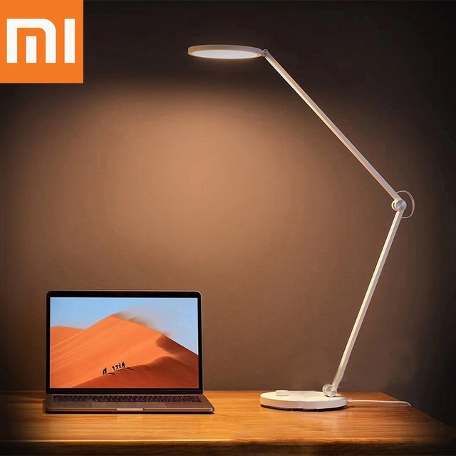 Xiaomi Mijia Led Bureaulamp Draagbare Licht Oogbescherming Voor Thuis Slimme Afstandsbediening Licht Wifi Bluetooth Tafellamp licht