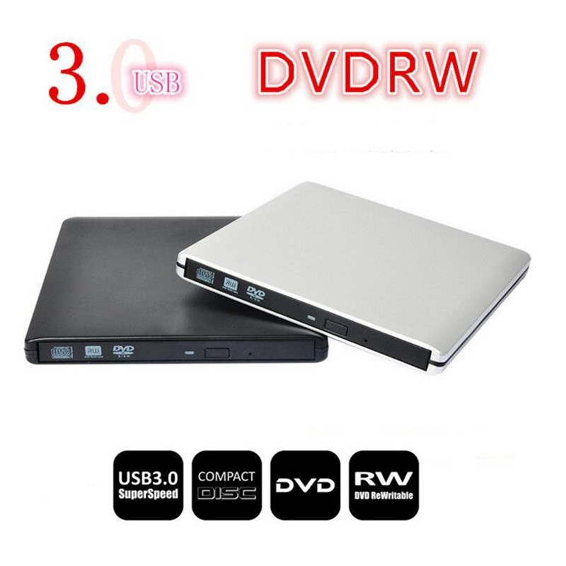 Արտաքին օպտիկական սկավառակ USB 3.0 DVD - Համակարգչային բաղադրիչներ - Լուսանկար 3