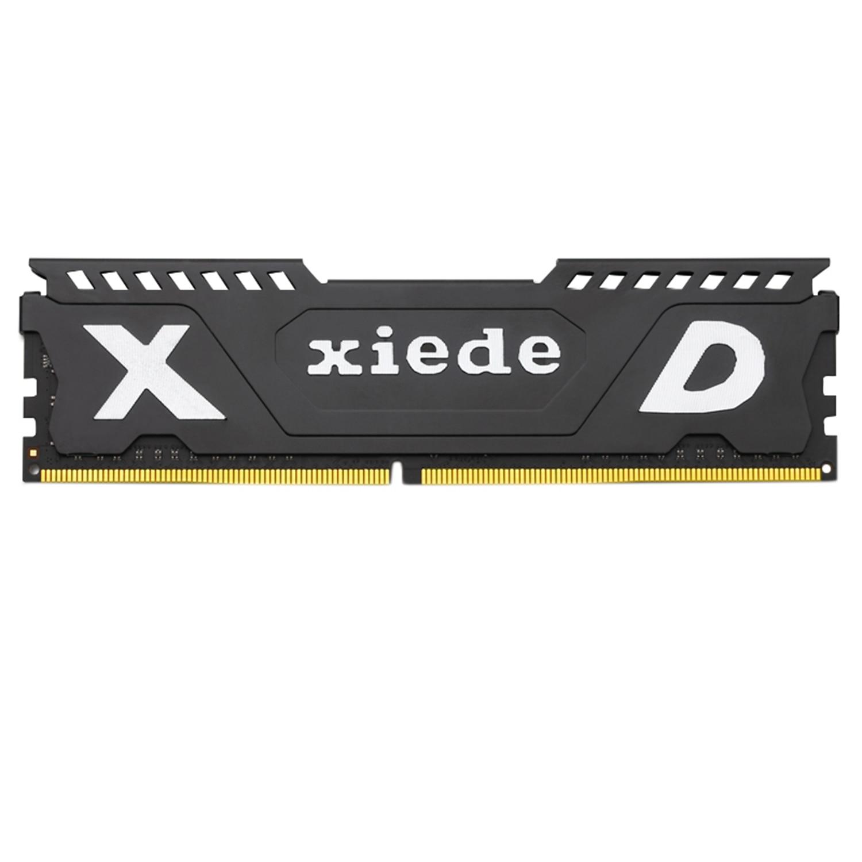 CHAUDE-Xiede ordinateur de bureau mémoire vive Module Ddr4 2400 Pc4-19200 288Pin Dimm 2400 Mhz Avec dissipateur de chaleur Pour Amd/Inter
