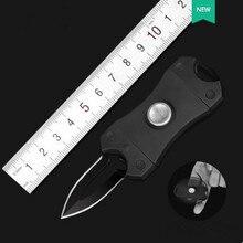 Nova Fidget Spinner Spinner Multi-Função Faca Dobrável Ao Ar Livre Mão Portátil EDC Mini Ferramentas de Auto-Defesa Sabre de Recolher presente