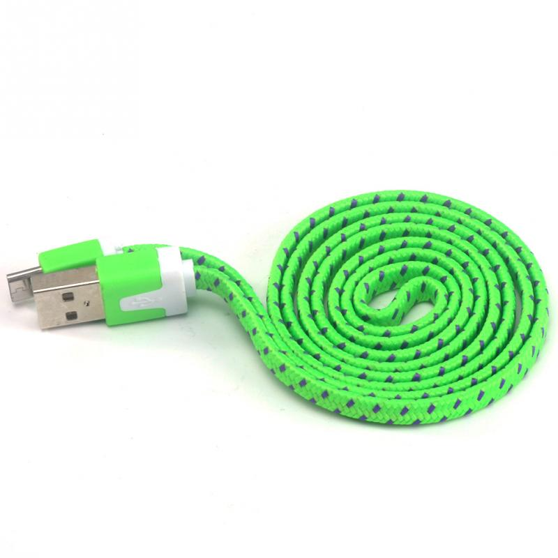 1/2/<font><b>3</b></font> <font><b>M</b></font> Electronics Date <font><b>Cable</b></font> V8 Connector 3FT Rope <font><b>Micro</b></font> <font><b>USB</b></font> Charge Sync Data <font><b>Cable</b></font> Cord for Cell Phone Flat Wire Line <font><b>Cables</b></font> image