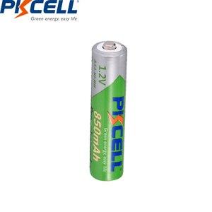 Image 4 - 8pcs/2pack Batteria AAA 850mAh 1.2V aaa Batterie Ricaricabili Ni Mh LSD Pre carica Digitale portatile della macchina fotografica video di gioco