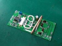 DYKB 120 W 85 Mhz 108 Mhz FM nadajnik RF płytka wzmacniacza mocy dla Ham Radio w Części zamienne i akcesoria od Elektronika użytkowa na