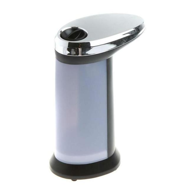 Automatic Soap Dispenser with Electric Smart Sensor Touchless Fluid Drop 400ml