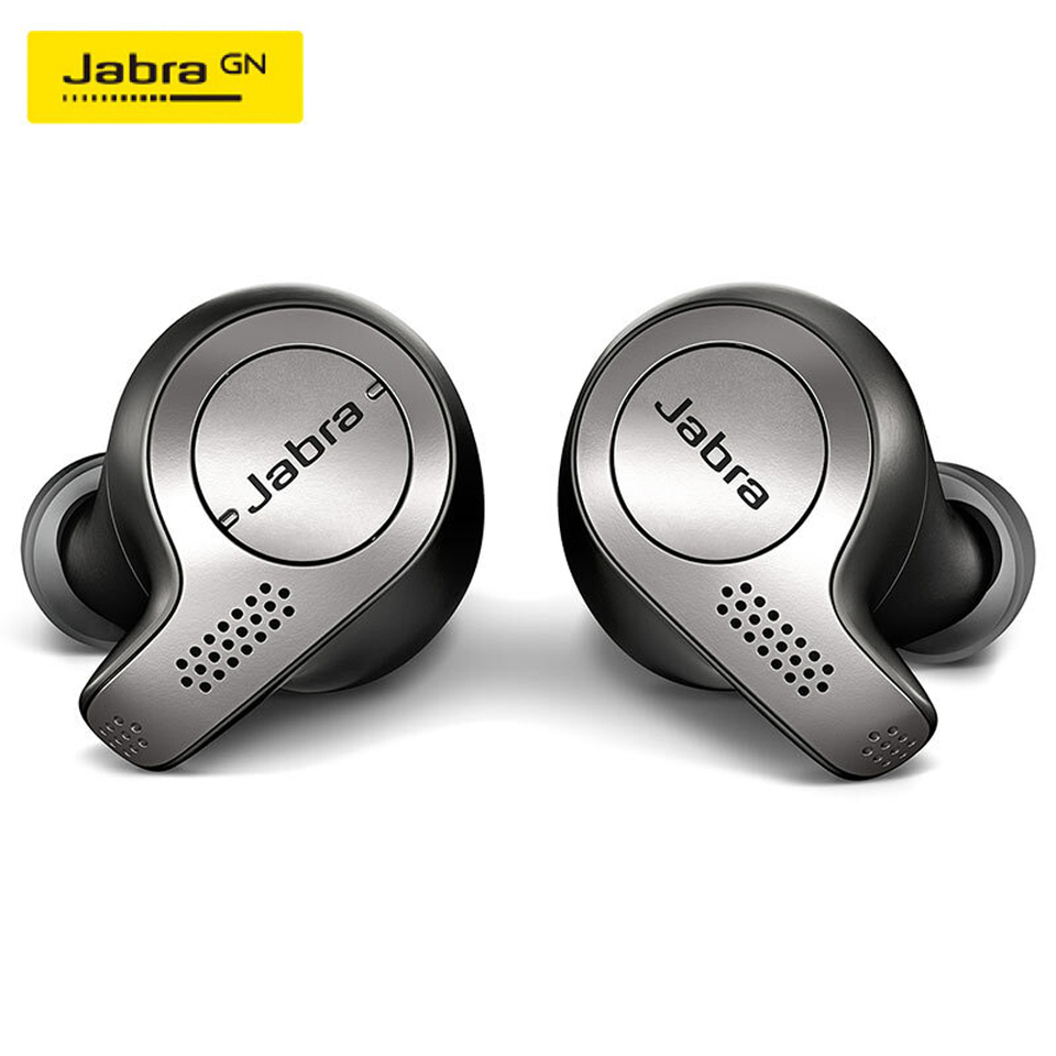 Jabra Elite 65t Alexa Enabled True Wireless Bluetooth Earbuds Tws Headphones With Charging Case Sport Music Earphone Mic Bluetooth Earphones Headphones Aliexpress