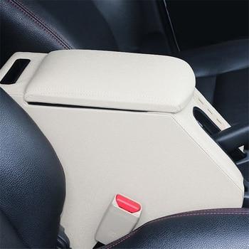 Car Styling Auto podłokietnik samochodów stylizacji samochodów zmodyfikowane części dekoracji wnętrz samochodów podłokietnik Box 16 17 dla Honda City