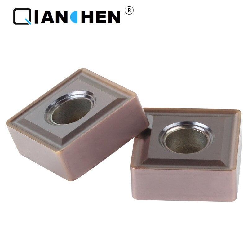 Qianchen Independent original quality high precision high performance high hardness CNC SNMG120408-MS XC7129 carbide insertsQianchen Independent original quality high precision high performance high hardness CNC SNMG120408-MS XC7129 carbide inserts