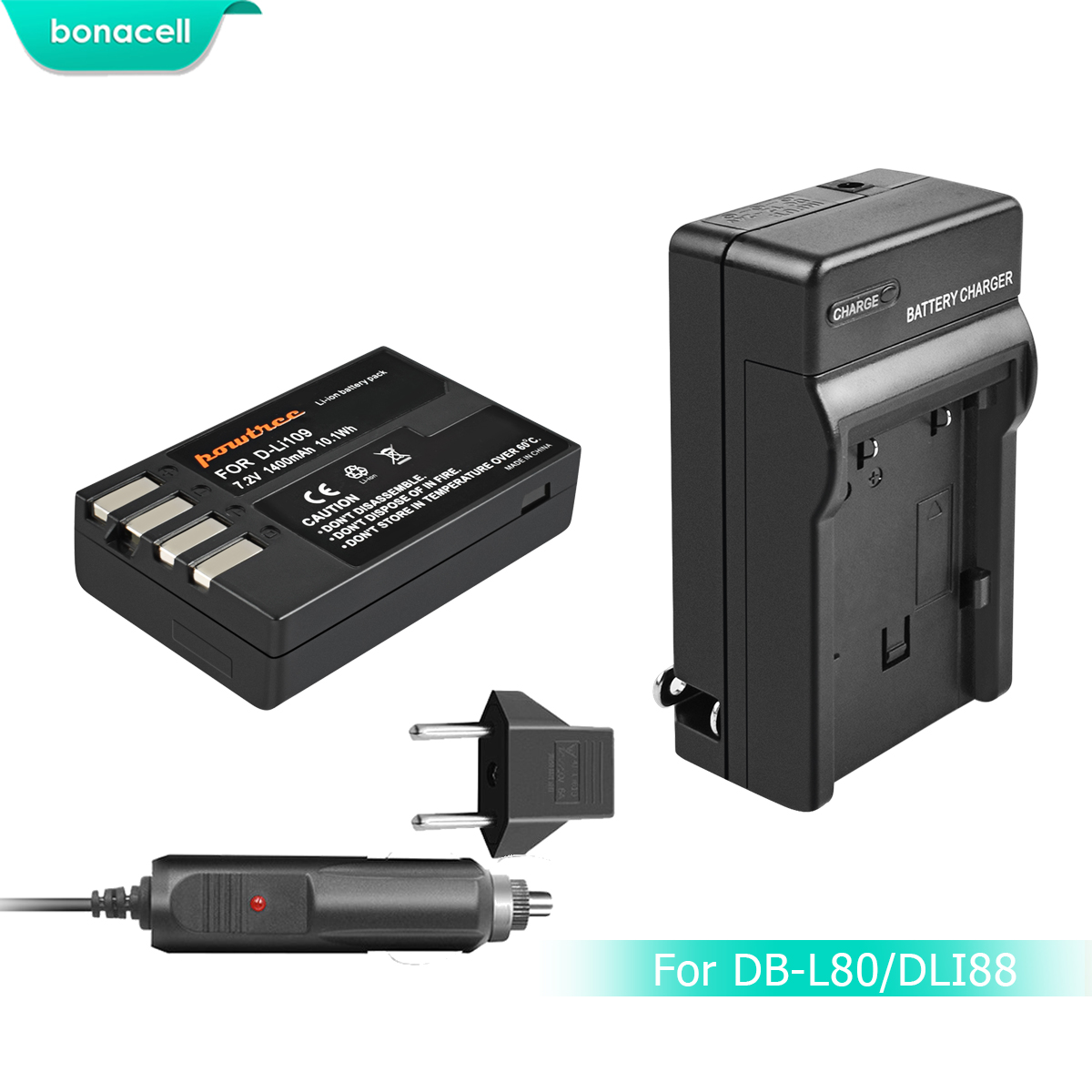 T19 Bluetooth Car 2 USB Charger FM Transmitter Wireless Radio MP3 Player lot BG2