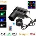 รีโมทคอนโทรลไร้สาย RGB 10 W LED Pinspot Spotlight DJ DISCO Party KTV ลูกบอลกระจก Backlight แสงเวที
