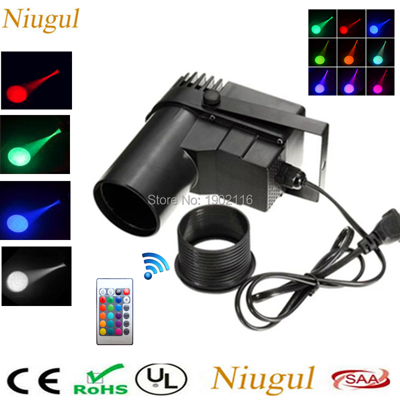 Wireless Remote Control RGB 10W LED Pinspot Beam Spotlight Professional DJ DISCO Party KTV Mirror Balls Backlight Stage Lighting