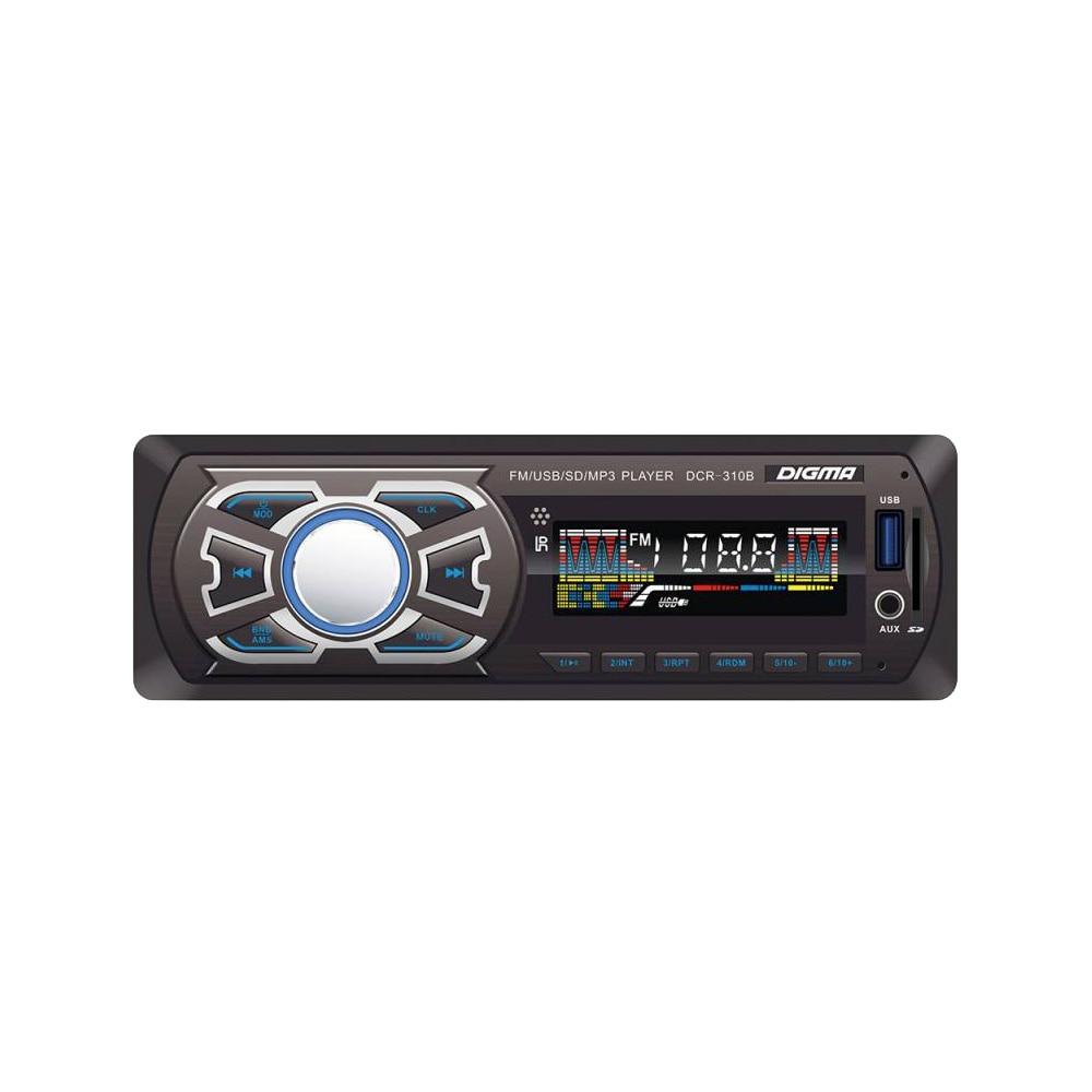 Car Radios Digma DCR-310B Automobiles & Motorcycles Car Electronics Car Radios car radios digma dcr 390g automobiles